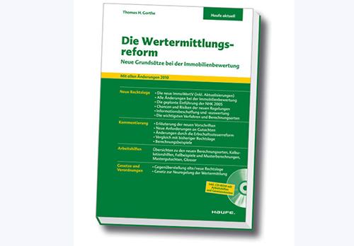 Reformas a la Ley Federal Alemana de valoración inmobiliaria