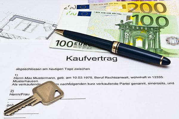 Kaufpreisverhandlung Immobilienbewertung
